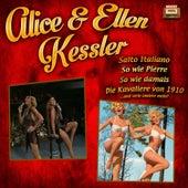 Alice & Ellen Kessler by Alice
