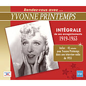 Intégrale de ses enregistrements (1919-1953) by Various Artists