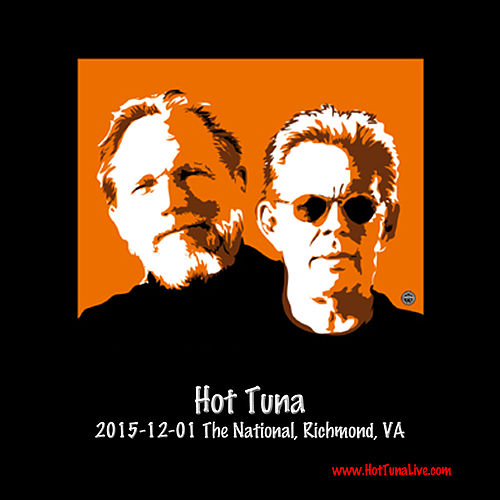 2015-12-01 the National, Richmond, Va (Live) by Hot Tuna