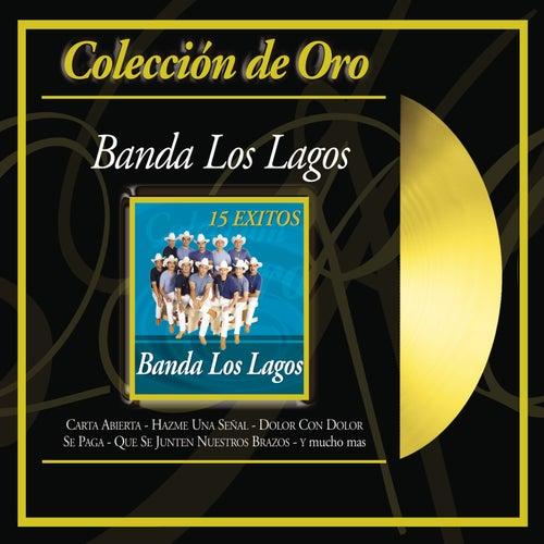 Coleccion De Oro: 15 Exitos by Banda Los Lagos
