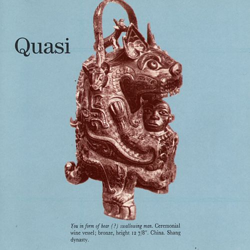 Featuring 'Birds' by Quasi