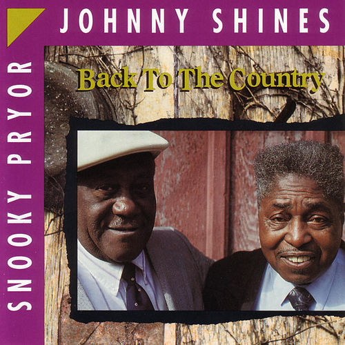 Back To The Country by Johnny Shines