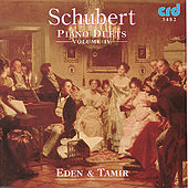 Schubert: Piano Duets Volume IV by Bracha Eden