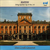 Haydn: String Quartets Op. 33 Nos. 1-6 by The Coull Quartet