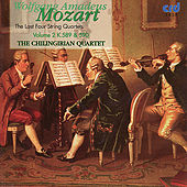 Mozart: The Last Four String Quartets, Volume 2 K.589 & 590 by Chilingirian Quartet