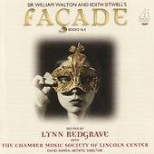 Walton & Sitwell: Façade, Books I & II by Lynn Redgrave