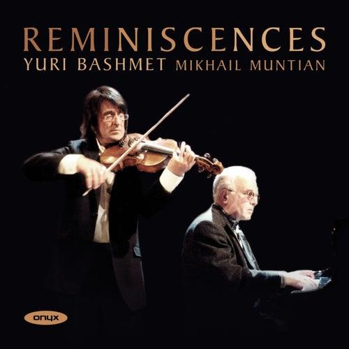 Reminiscences by Yuri Bashmet