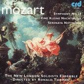 Mozart: Eine Kleine Nachtmusik, Etc. by The New London Soloists Ensemble