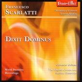 Francesco Scarlatti: Dixit Dominus by Emma Kirby