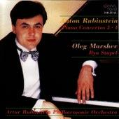 Rubinstein: Piano Concertos 3 & 4 by Oleg Marshev