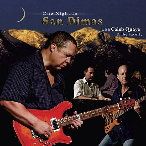 One Night In San Dimas by Caleb Quaye