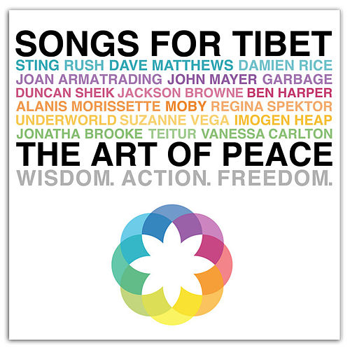 Songs For Tibet - The Art of Peace by Various Artists