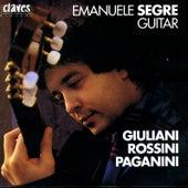 Guitar: Mauro Giuliani / Gioacchino Rossini / Niccolò Paganini by Various Artists