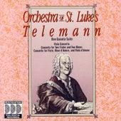 Telemann: Don Quixote Suite by Various Artists