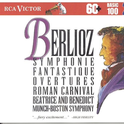 Berlioz: Symphonie Fantastique by Charles Munch