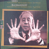 Rubinstein Collection, Vol. 60: Grieg: Piano Concerto; Rachmaninoff: Piano Concerto No. 2 by Arthur Rubinstein