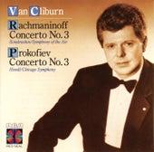 Rachmaninoff: Concerto No. 3; Prokofiev: Concerto No. 3 by Van Cliburn