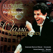 Schumann Symphony No 2 & Brahms Violin Concerto by Budapest Philharmonic Orchestra