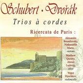 Schubert: Trio à cordes D. 471 & D. 581 - Dvořák: Terzetto, Trio