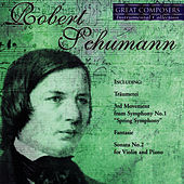 Great Composers Collection: Robert Schumann by The London Fox Orchestra