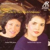 Completely Clara: Lieder By Clara Wieck Schumann by Joanne Polk