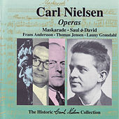 The Historic Carl Nielsen Collection Vol 3 by Danish National Radio Symphony Orchestra