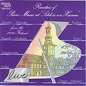 Rarities of Piano Music 1992: Live Recordings from the Husum Festival by Various Artists