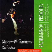 Russian Music Society presents:Rachmaninov / Prokofiev: The Rock / Romeo and Juliet, conductor Yuri Simonov by Yuri Simonov