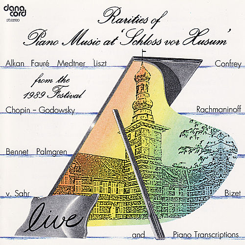 Rarities of Piano Music 1989 - Live Recordings from the Husum Festival by Various Artists