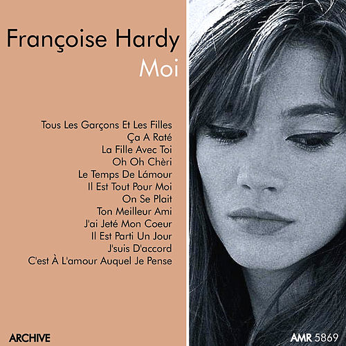 Moi by Francoise Hardy