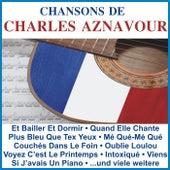 Chansons De Charles Aznavour von Charles Aznavour