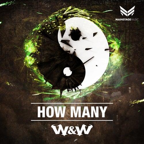 How Many by W&W