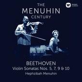 Beethoven: Violin Sonatas Nos 5, 7, 9 & 10 by Yehudi Menuhin