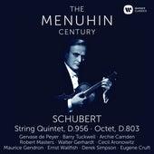 Schubert: String Quintet & Octet by Yehudi Menuhin