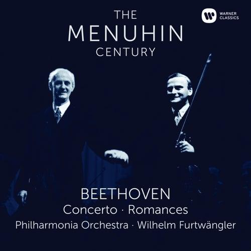 Beethoven: Violin Concerto & Romances by Yehudi Menuhin