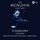 Tchaikovsky: Violin Concerto by Yehudi Menuhin