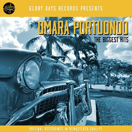The Biggest Hits von Omara Portuondo