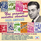 Nos grandes vedettes chantent Paul Misraki by Various Artists
