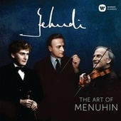 Yehudi! - The Art of Menuhin (compilation) von Yehudi Menuhin