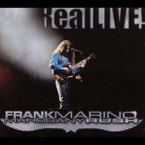 Real Live! by Mahogany Rush