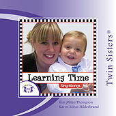 Twin Sisters: Learning Time (Sing-Alongs) by Kim Mitzo Thompson
