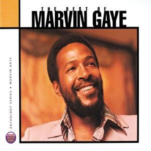 Anthology [1995] by Marvin Gaye