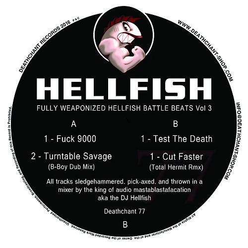 Fully Weaponized Hellfish Battle beats Vol 3 by Hellfish
