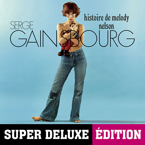 Histoire de Melody Nelson by Serge Gainsbourg