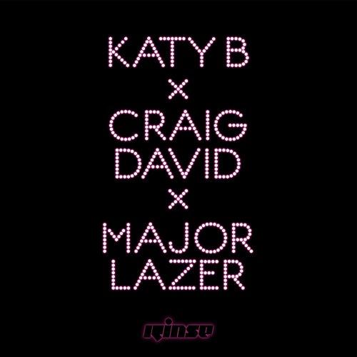 Who Am I by Katy B