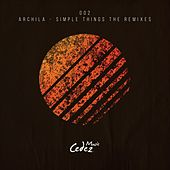 Simple Things The Remixes by Archila