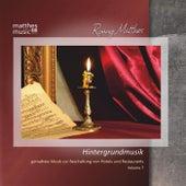 Hintergrundmusik, Vol. 7 - Gemafreie Musik zur Beschallung von Hotels und Restaurants (Klaviermusik, Klassik & Chillout) by Ronny Matthes