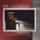 Hintergrundmusik, Vol. 8 - Gemafreie Musik (Klaviermusik, Klassik & romantische Filmmusik) by Ronny Matthes