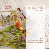 Ein musikalischer Blumenstrauß - Romantische Liebesgedichte von Heinz Tölle (Gelesen von Sabine Murza mit der Klaviermusik von Pianist: Ronny Matthes) by Various Artists