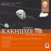 Djansug Kakhidze the Legacy Vol. 5 by Djansug Kakhidze